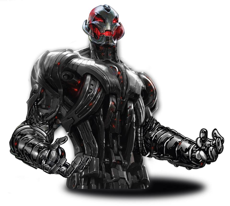 Photo du produit MARVEL TIRELIRE BUST BANK ULTRON 20CM
