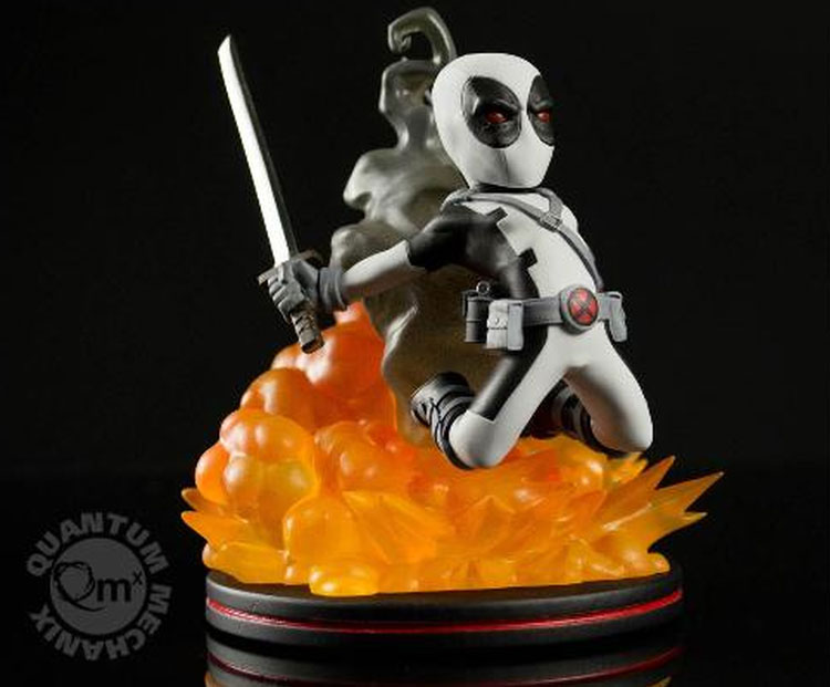 Photo du produit Marvel Comics figurine Q Deadpool X-Force Variant