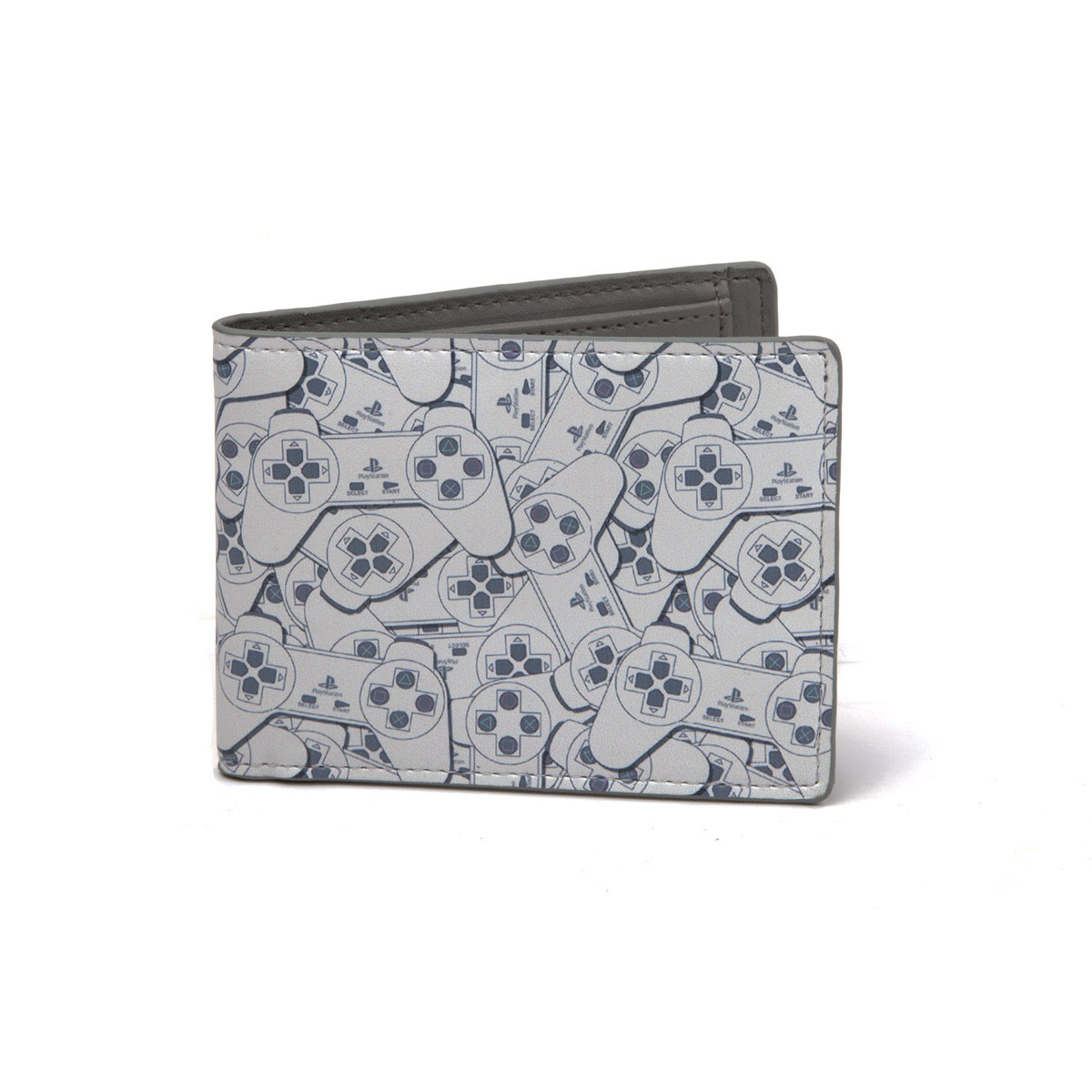 Photo du produit SONY PLAYSTATION PORTE-MONNAIE BIFOLD CONTROLLER PATTERN