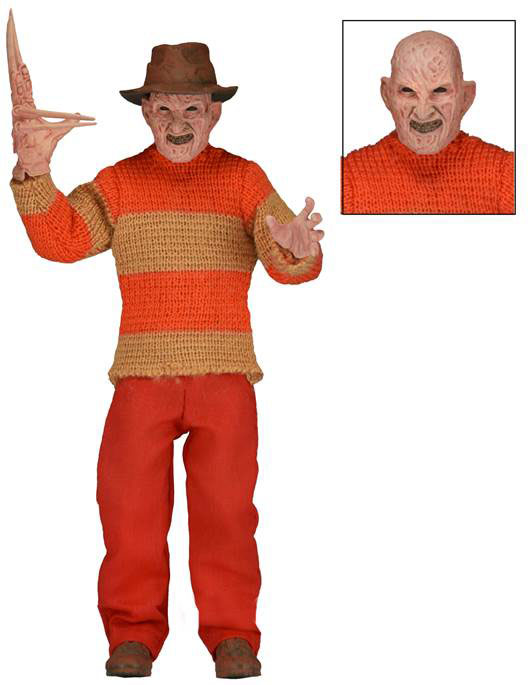 Photo du produit FIGURINE NIGHTMARE ON ELM STREET FREDDY CLASSIC VIDEO GAME APPEARANCE