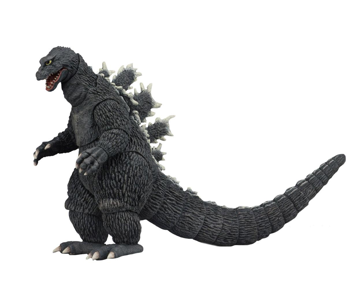 Photo du produit KING KONG CONTRE GODZILLA FIGURINE HEAD TO TAIL 1962 GODZILLA