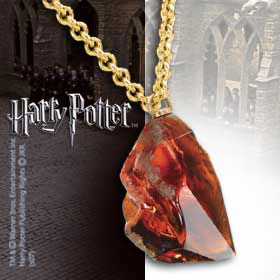 Photo du produit HARRY POTTER PENDANT WITH CHAIN SORCERER´S STONE