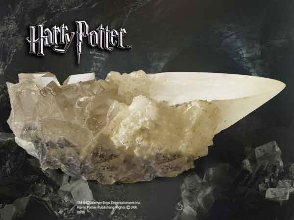 Photo du produit REPLIQUE HARRY POTTER LA COUPE DE CRISTAL