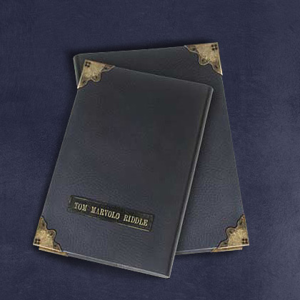 Photo du produit REPLIQUE HARRY POTTER 1/1 JOURNAL DE TOM JEDUSOR