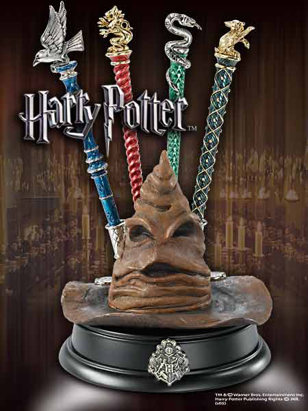 Photo du produit PRESENTOIR STYLOS HARRY POTTER CHOIXPEAU