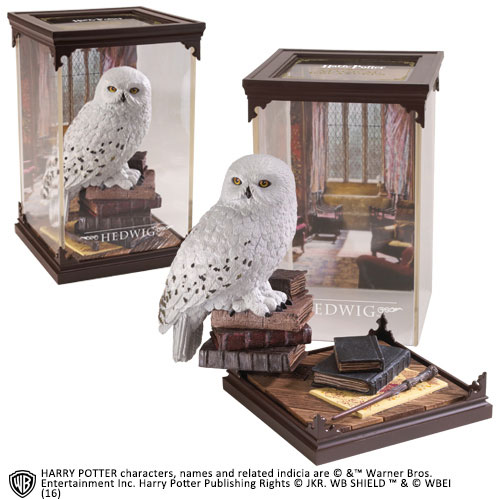 Photo du produit HARRY POTTER STATUETTE MAGICAL CREATURES HEDWIG