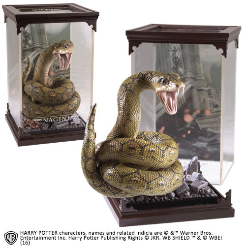 Photo du produit HARRY POTTER STATUETTE MAGICAL CREATURES NAGINI