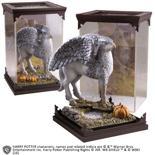 Photo du produit HARRY POTTER STATUETTE MAGICAL CREATURES BUCKBEAK