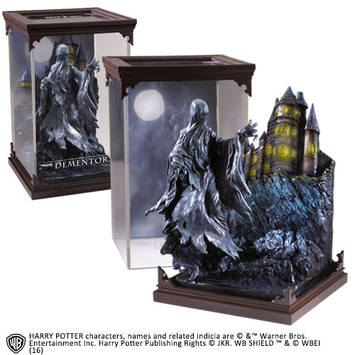 Photo du produit REPLIQUE HARRY POTTER DIORAMA MAGICAL CREATURES DEMENTOR