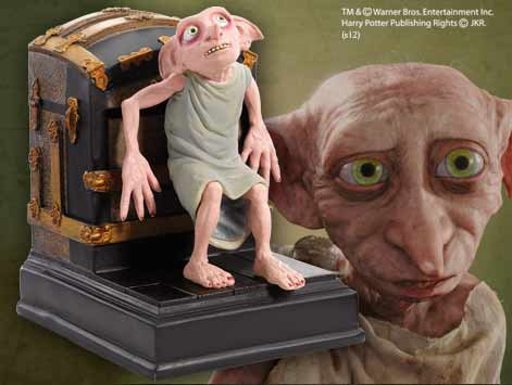 Photo du produit HARRY POTTER SERRE-LIVRES DOBBY