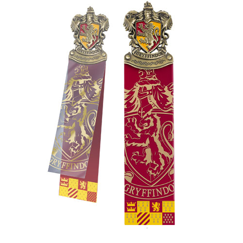 Photo du produit HARRY POTTER MARQUE-PAGE GRYFFINDOR