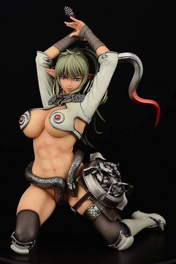 Photo du produit QUEEN´S BLADE STATUETTE 1/6 ECHIDNA 21 CM