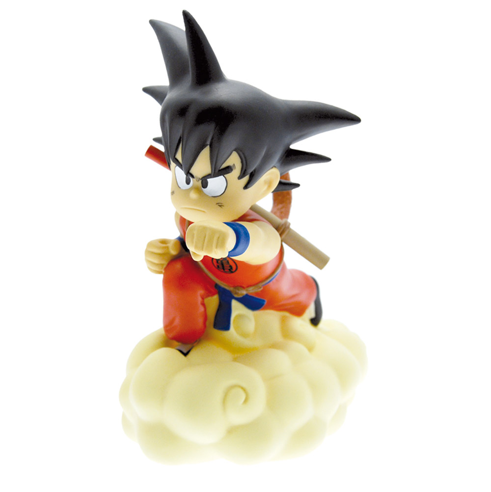 Photo du produit DRAGONBALL TIRELIRE SON GOKU 14 CM