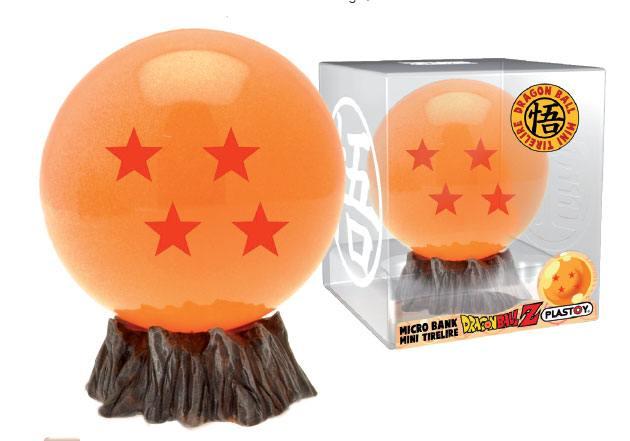 Photo du produit Dragonball tirelire PVC Crystal Ball 14 cm