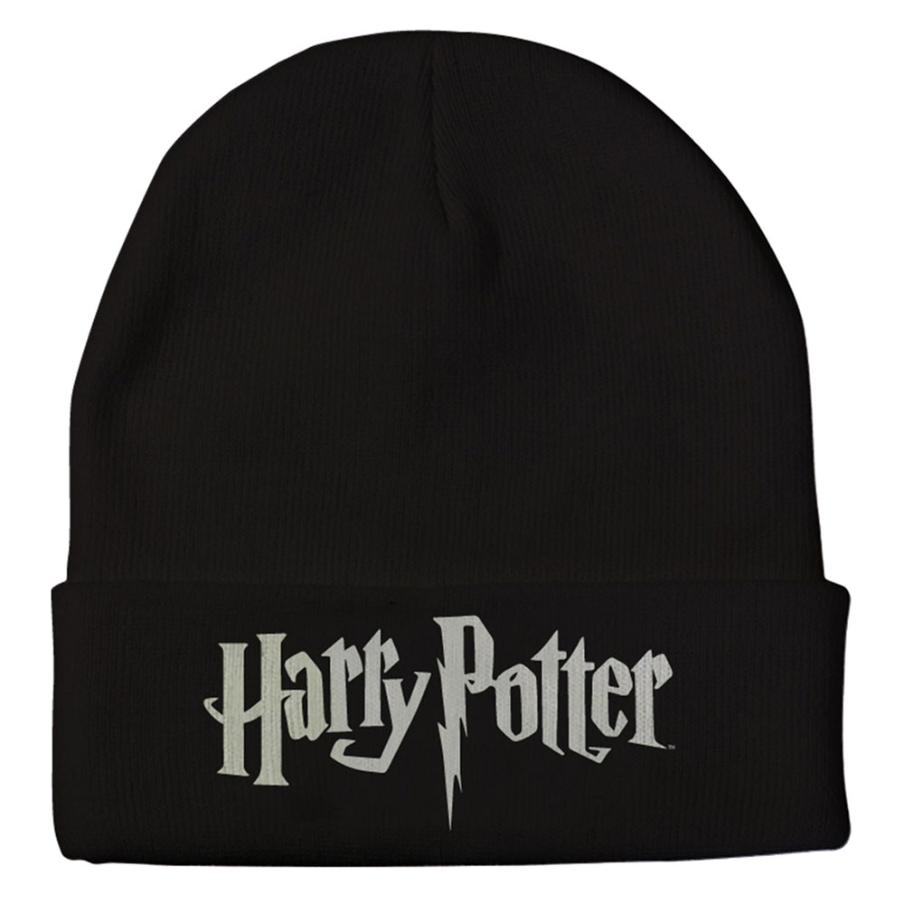 Photo du produit HARRY POTTER BONNET LOGO