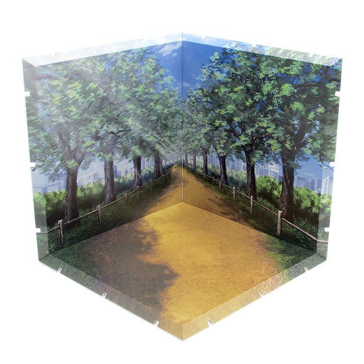 Photo du produit DIORAMANSION 150 ACCESSOIRE POUR FIGURINES NENDOROID ET FIGMA TREE-LINED PATH