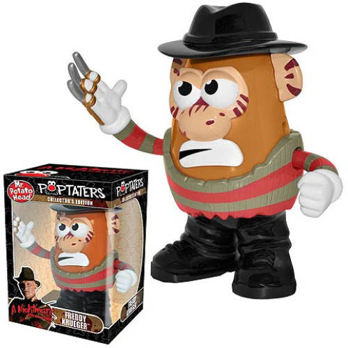 Photo du produit MR PATATE VERSION FREDDY KRUEGER