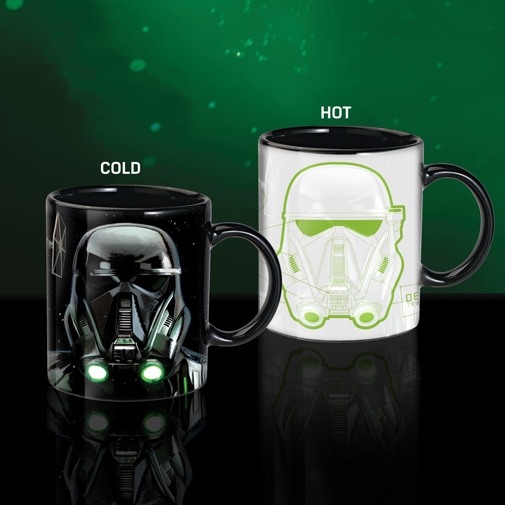 Photo du produit STAR WARS ROGUE ONE MUG DECOR THERMIQUE DEATH TROOPER