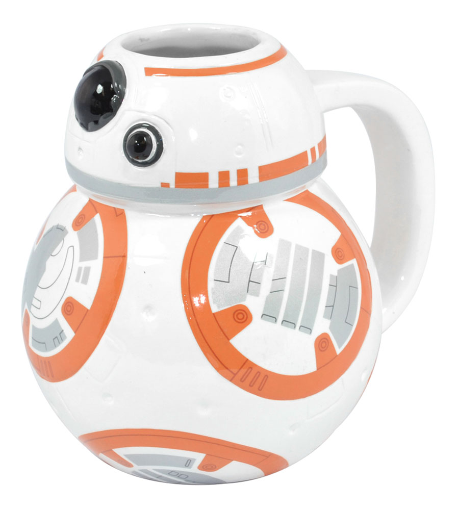 Photo du produit MUG 3D BB-8 STAR WARS EPISODE VII