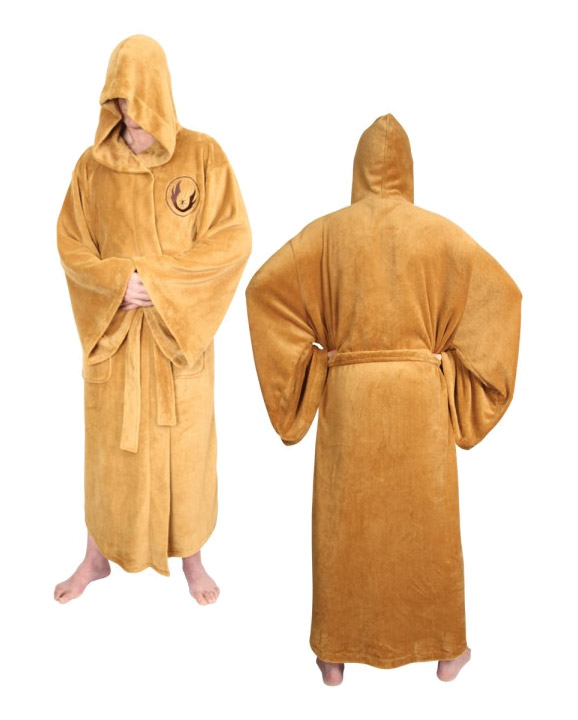 Photo du produit STAR WARS PEIGNOIR DE BAIN POLAIRE JEDI