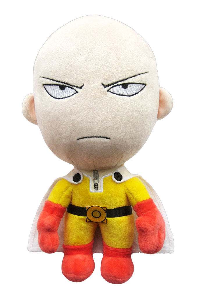 Photo du produit PELUCHE ONE-PUNCH MAN SAITAMA ANGRY VERSION 28 CM