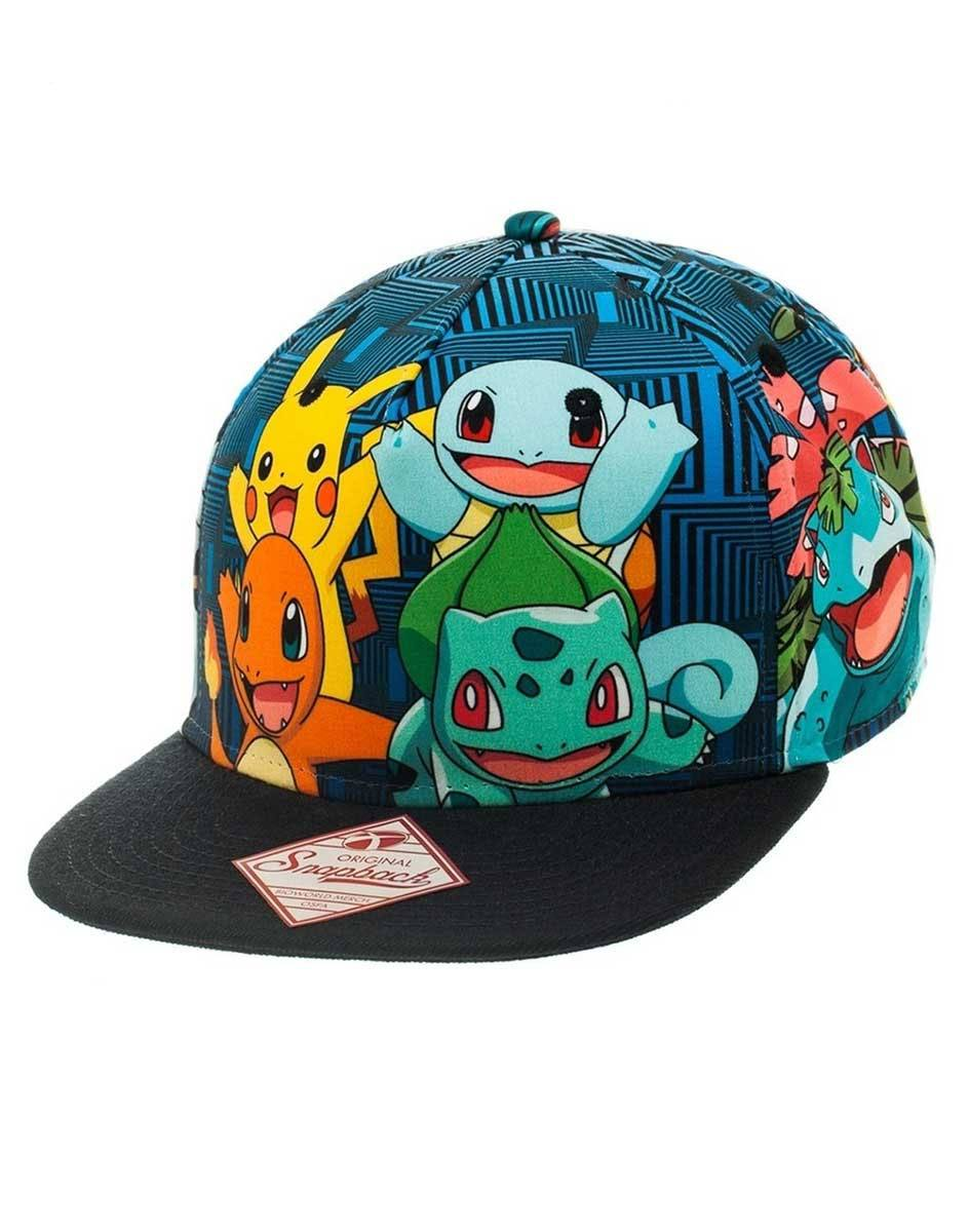 Photo du produit POKEMON CASQUETTE TRUCKER PIKACHU
