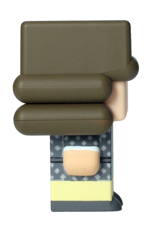 figurine retour vers le futur pixel lorraine. Black Bedroom Furniture Sets. Home Design Ideas