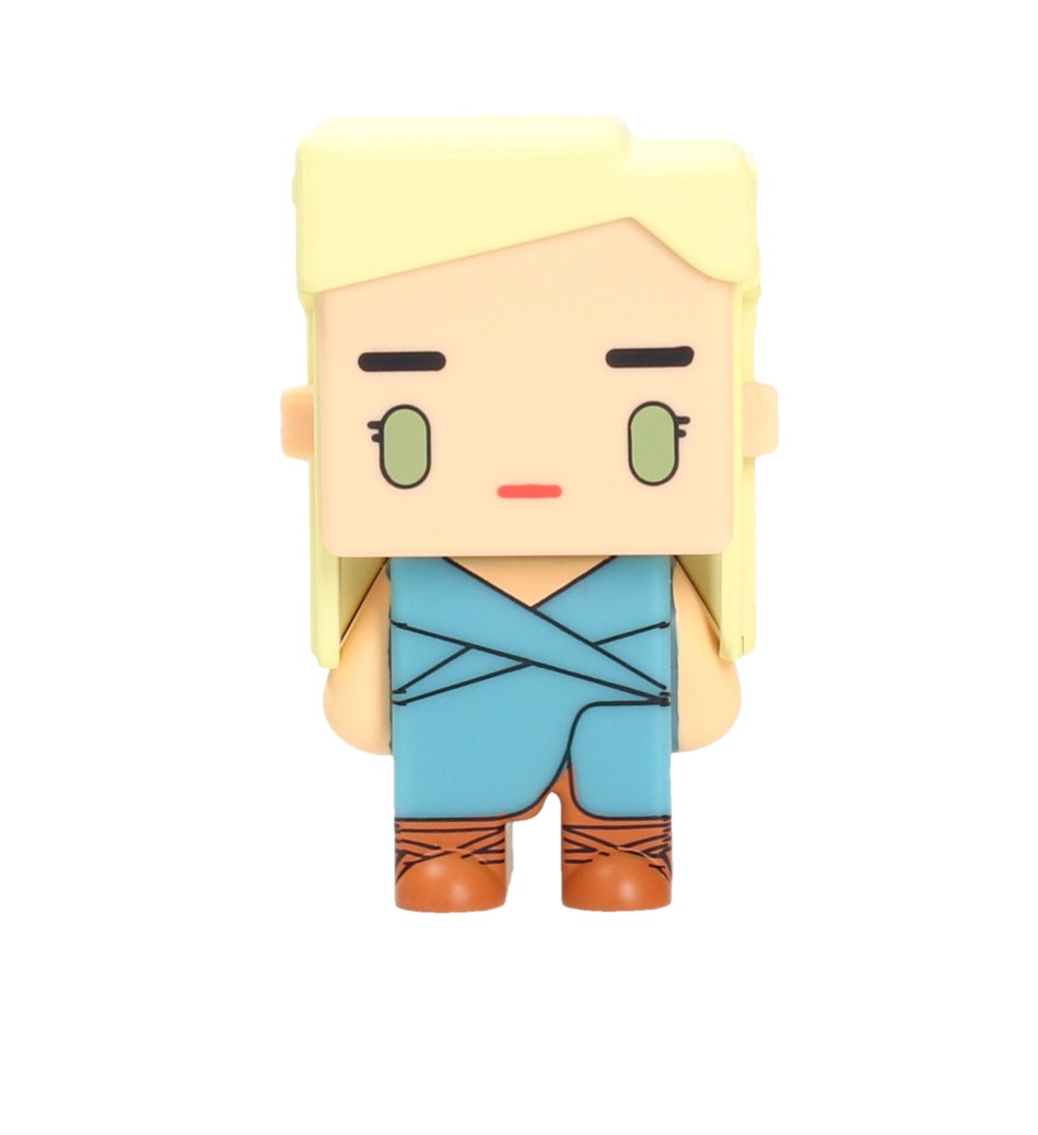 Photo du produit FIGURINE GAME OF THRONES PIXEL DAENERYS TARGARYEN