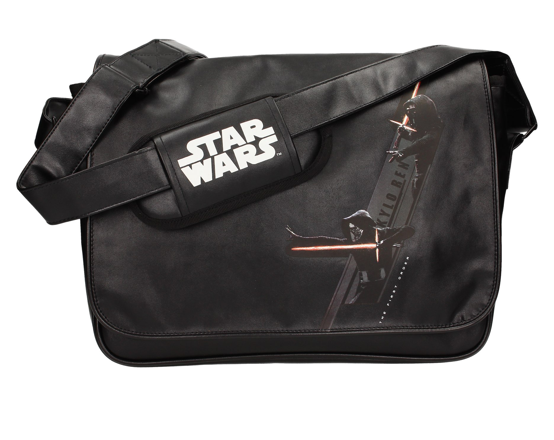 Photo du produit SAC BESACE STAR WARS EPISODE 7 AVEC KYLO REN FIRST ORDER