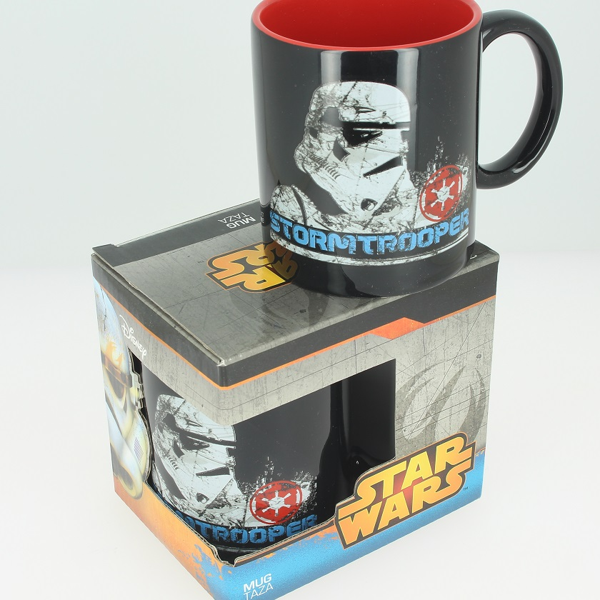 Photo du produit SW MUG CÉRAMIQUE STORMTROOPER