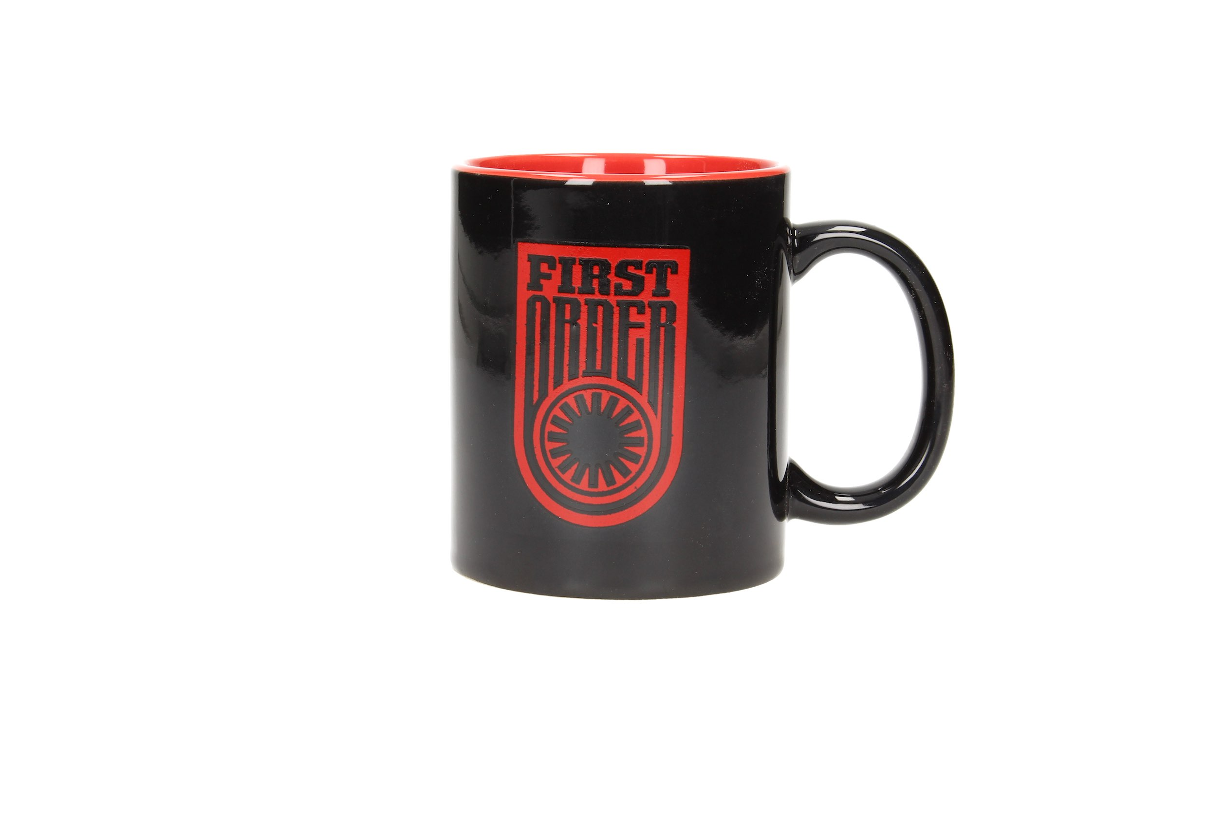 Photo du produit MUG STAR WARS EPISODE 7 FIRST ORDER ET LOGO