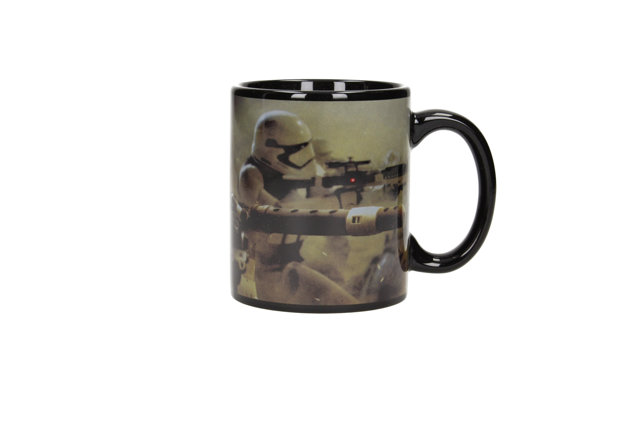 Photo du produit MUG STAR WARS EPISODE 7 STORMTROOPER BATTLE