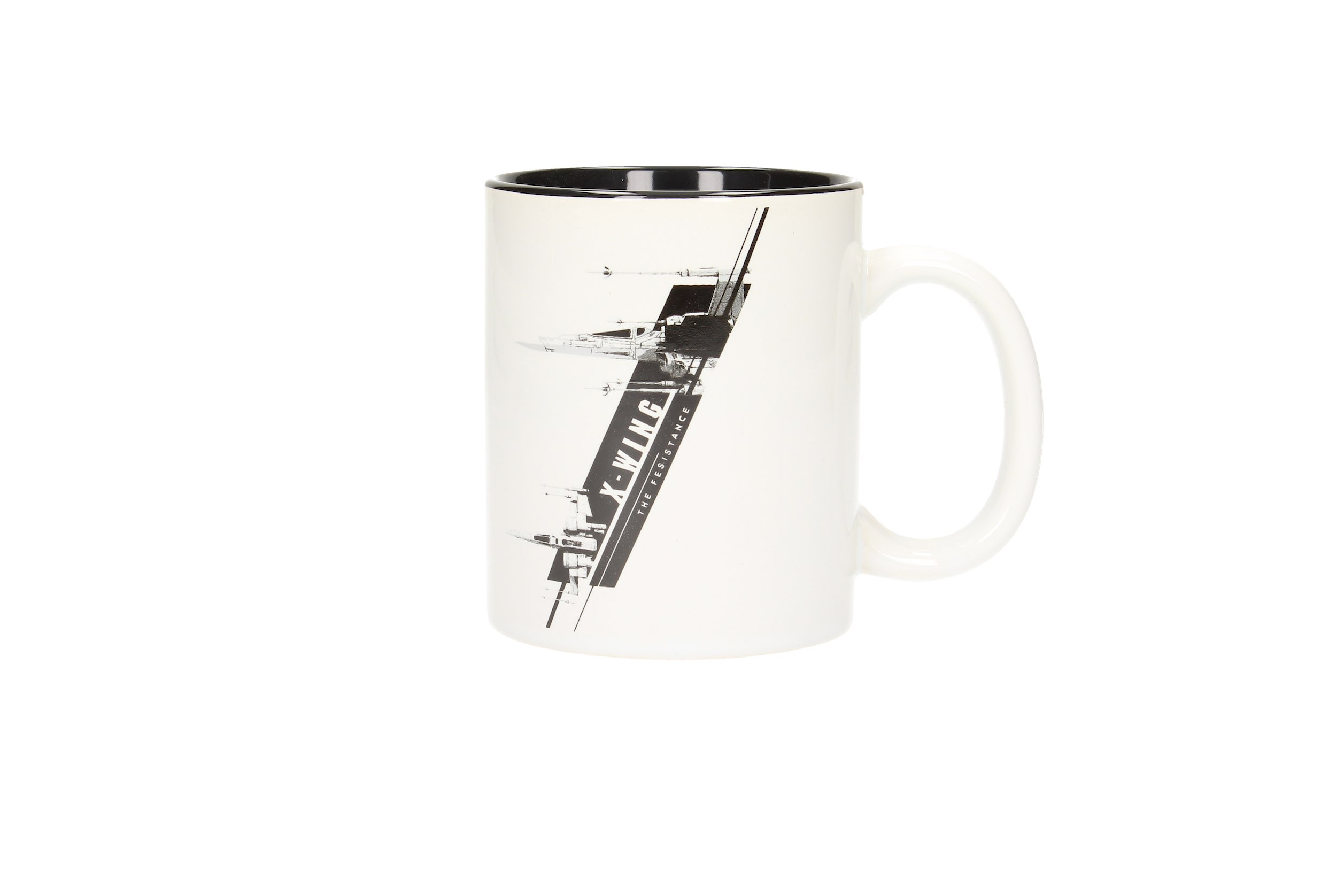 Photo du produit MUG STAR WARS EPISODE 7 X-WING RESISTANCE