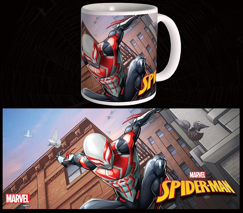 Photo du produit MUG MARVEL COMICS SPIDER-MAN 2099