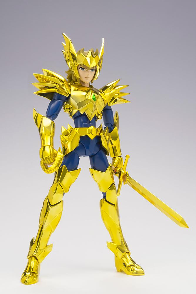 Photo du produit SAINT SEIYA MYTH CLOTH AIOLIA ODIN ROBE 16CM TAMASHII WEB EXCLUSIVE