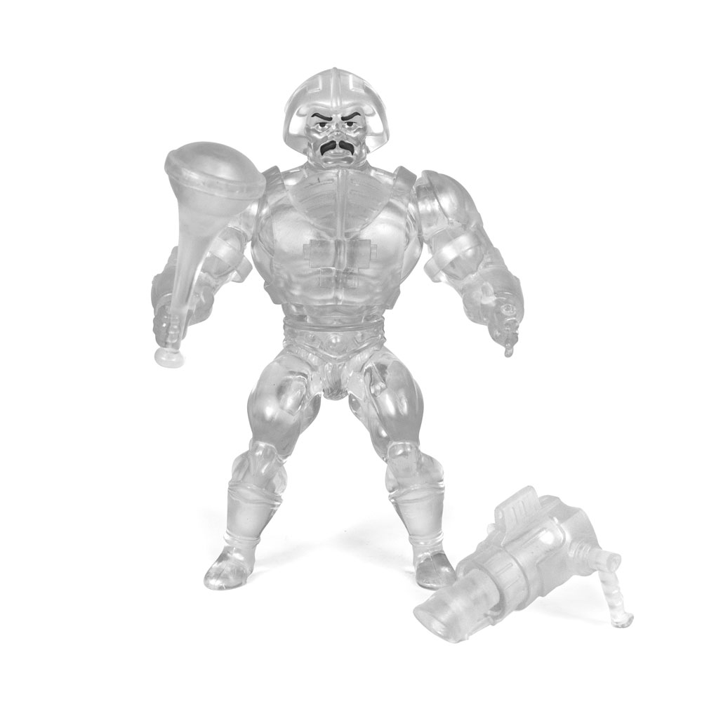Photo du produit MASTERS OF THE UNIVERSE SÉRIE 3 FIGURINE VINTAGE COLLECTION CRYSTAL MAN-AT-ARMS 14 CM