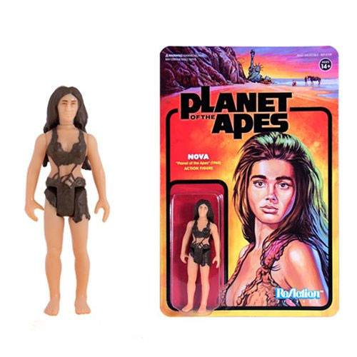 Photo du produit LA PLANETE DES SINGES FIGURINE REACTION NOVA 10 CM