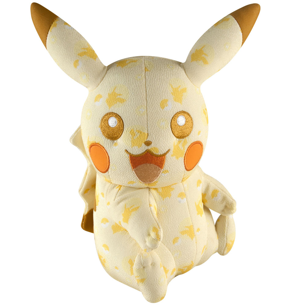 Photo du produit POKEMON PELUCHE 20TH ANNIVERSARY SPECIAL PIKACHU