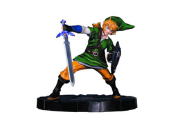 Photo du produit STATUETTE THE LEGEND OF ZELDA SKYWARD SWORD LINK