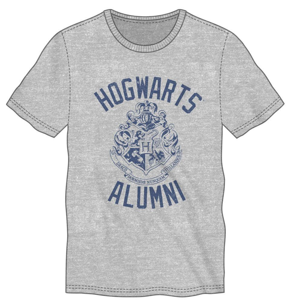 Photo du produit HARRY POTTER T-SHIRT HOGWARTS ALUMNI
