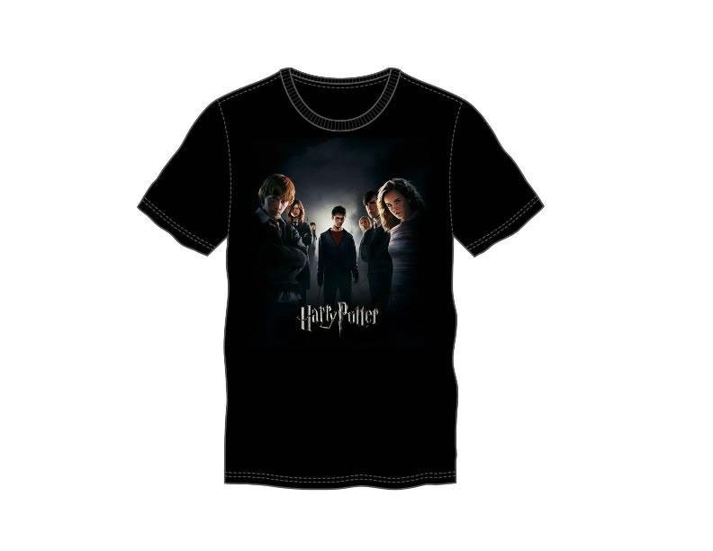 Photo du produit HARRY POTTER T-SHIRT CHARACTERS