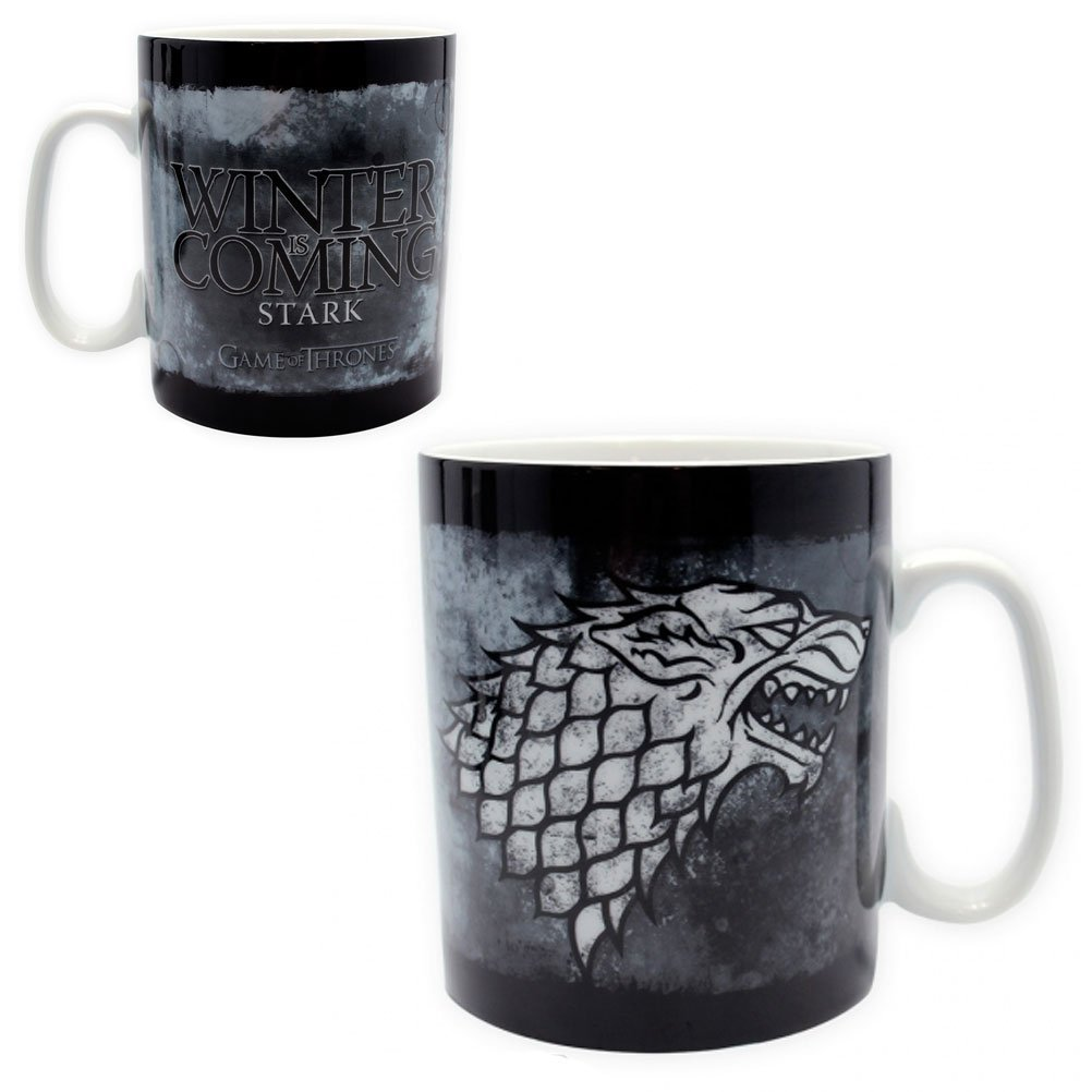Photo du produit MUG STARK WINTER IS COMING - GAME OF THRONES