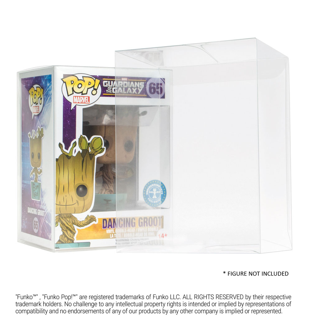 Photo du produit ULTIMATE GUARD BOITE DE PROTECTION POUR FIGURINE FUNKO POP!