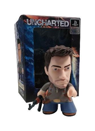 Photo du produit UNCHARTED FIGURINE VINYL TITANS NATHAN DRAKE 11 CM
