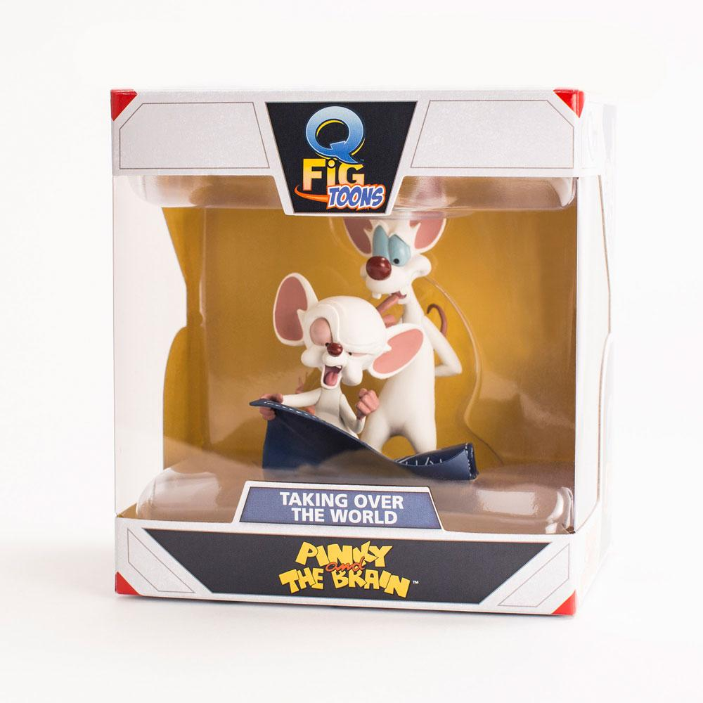 Photo du produit MINUS ET CORTEX FIGURINE Q-FIG TAKING OVER THE WORLD 10 CM