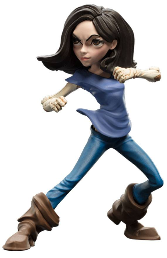 Photo du produit ALITA: BATTLE ANGEL FIGURINE MINI EPICS ALITA DOLL 11 CM