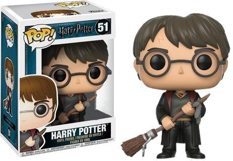 Photo du produit FUNKO POP HARRY POTTER WITH FIREBOLT EXCLUSIVE