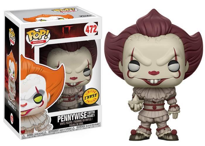 Photo du produit FUNKO POP PENNYWISE CHASE EXCLUSIVE