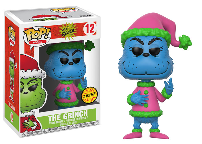Photo du produit FUNKO POP THE GRINCH VERSION EXCLUSIVE CHASE