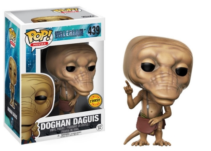 Photo du produit VALERIAN FUNKO POP DOGHAN DAGUIS CHASE EXCLUSIVE